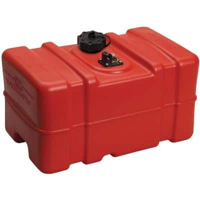 12 Gal. Rectangular Portable Fuel Tank