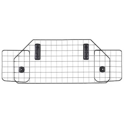 Adjustable Dog Car Gate Backseat Barrier for Pets, Universal Fit for Vehicles