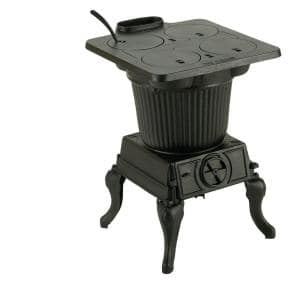 Rancher 1,000 sq. ft. Coal-Burning Stove