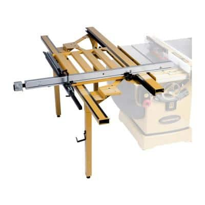 Sliding Table Attachment for PM2000B and PM3000B Table Saws