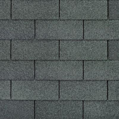 Royal Sovereign Slate Algae Resistant 3-Tab Roofing Shingles (33.33 sq. ft. per. Bundle) (26-pieces)