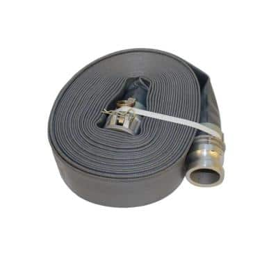 Discharge/Extension Hose Kit for 2 in. Trash, Diaphragm and Centrifugal Pumps