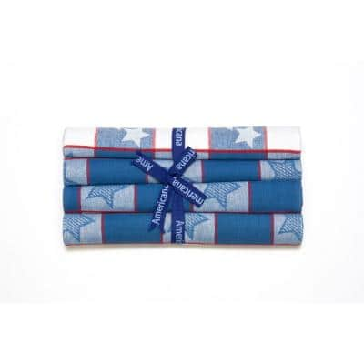 Independence Stripe 100% Cotton Placemat (Set of 4)