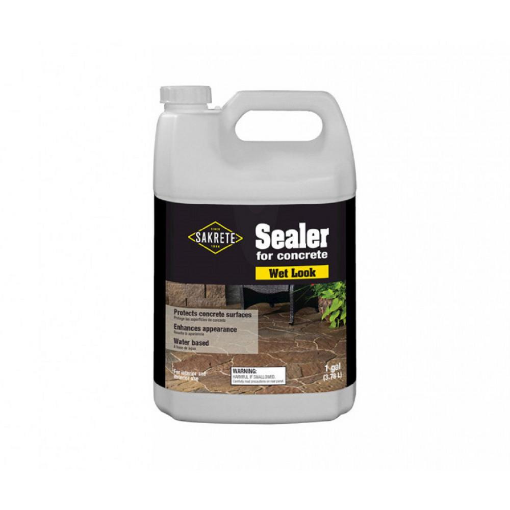 1 Gal. Wet-Look Paver Sealer (2-Pack)