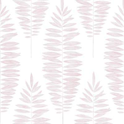 Lucia Pink Paper Strippable Roll (Covers 56 sq. ft.)