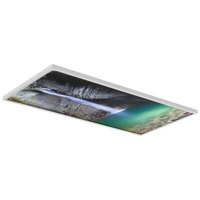 Waterfall 011 2 ft. x 4 ft. Fluorescent Light Filters