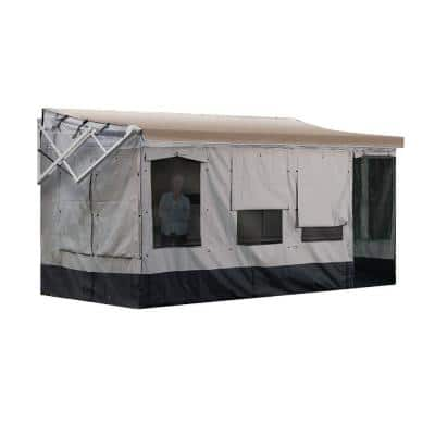 182 in. Carefree Vacation'r RV Room