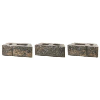 RockWall Large 7 in. L x 17.44 in. W x 6 in. H Marine Concrete Wall Block ( 48-Piece/34.9 sq. ft./Pallet)
