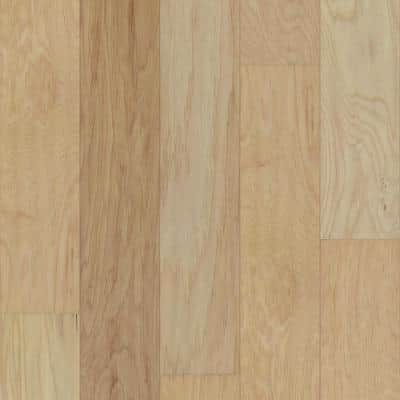 Hickory Jacoby 1/4 in. T x 5 in. W x Varying Length Waterproof Engineered Hardwood Flooring (16.68 sq. ft.)