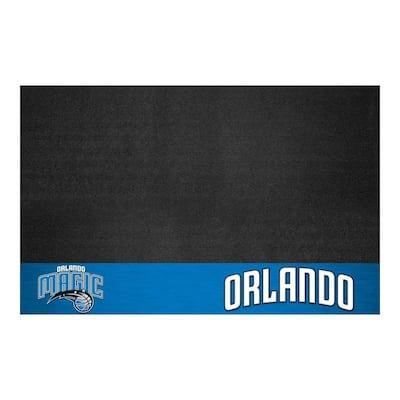 Orlando Magic 26 in. x 42 in. Grill Mat