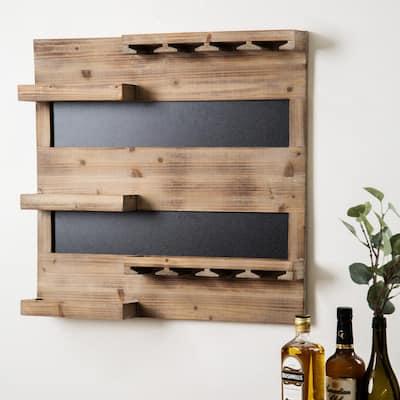 27 in. L Reclaimed Wood Wall Bar