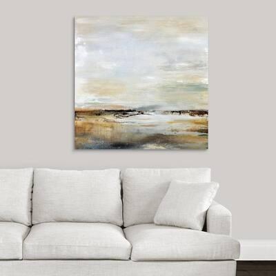 """Take a Breath"" by Karen Hale Canvas Wall Art"