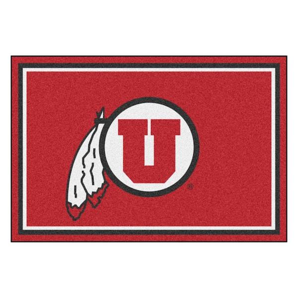 FANMATS University of Utah Color Emblem