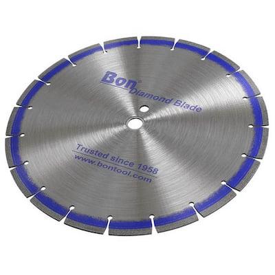 12 in. x 0.125 in. Blue Diamond Blade with Jumbo Segment