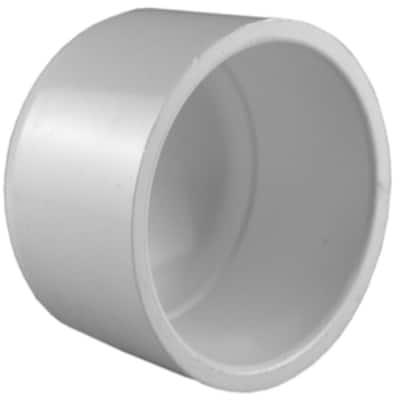 3/4 in. PVC Schedule 40 Socket Cap