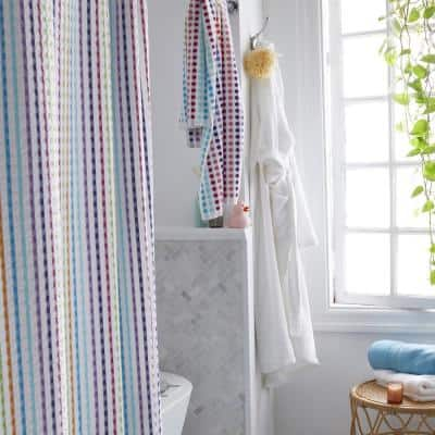 Spectrum Polka Dot Bath Rug