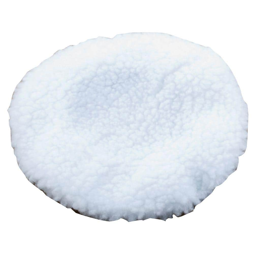 Pro-Lift 10 in. Lambswool Buffer Pad Cover