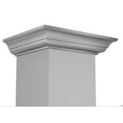 ZLINE Crown Molding Profile 6 for Wall Mount Range Hood (CM6-KB/KL2/KL3)