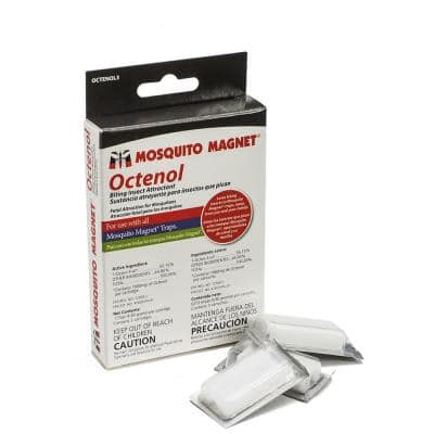 Octenol Insect and Mosquito Replacement Insect Attractant (3-Count)