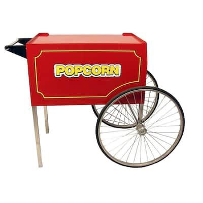Classic Pop 14 and 16 oz. Popcorn Cart