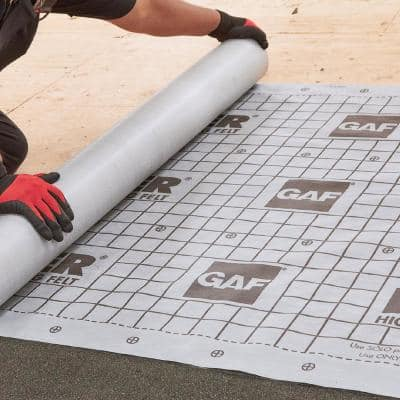 FeltBuster 1000 sq. ft. Synthetic Roofing Underlayment Roll