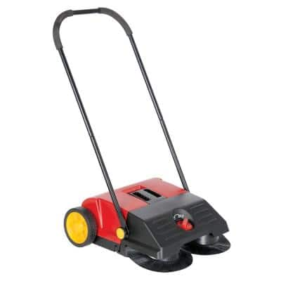 Manual Brush Sweeper Small Gear Driven