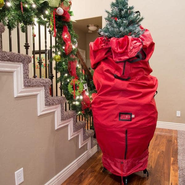 Christmas Tree Storage Bag for Artificial Trees Large Xmas Storage Bag