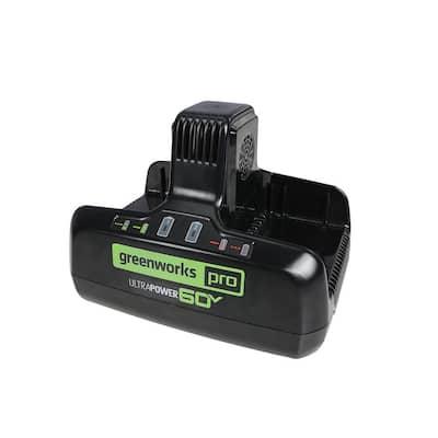 PRO 60-Volt Dual Port 10 Amp Charger