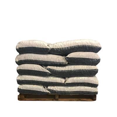 37.5 cu. ft. Green Rubber Mulch (25 Bags)