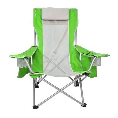 Key West Lime Green Beach Sling Chair