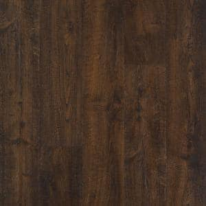 Outlast+ 6.14 in. W Java Scraped Oak Waterproof Laminate Wood Flooring (16.12 sq. ft./case)
