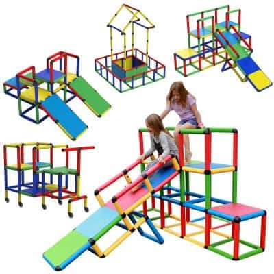 Create and Play Life Size Structures The All-in-1