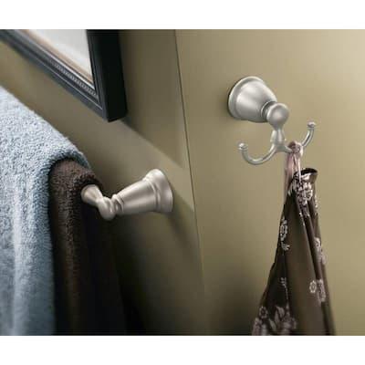Banbury Double Robe Hook in Chrome