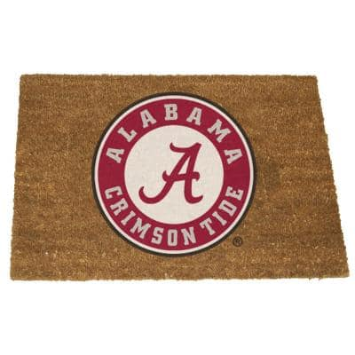 University Of Alabama Rugs Flooring The Home Depot