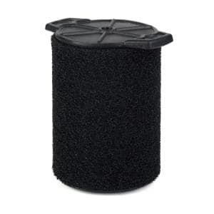 Wet Application Foam Filter for Most 5 Gal. and Larger RIDGID Wet/Dry Shop Vacuums