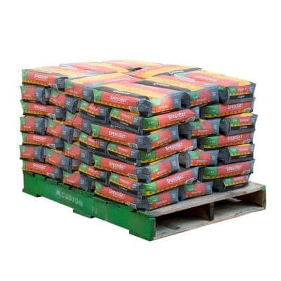 SpeedSet 25 lb. Gray Fortified Thinset Mortar (56 Bags / Pallet)