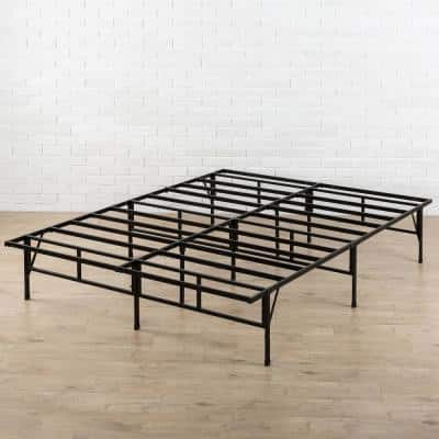 14 in. Queen Easy to Assemble SmartBase Mattress Foundation