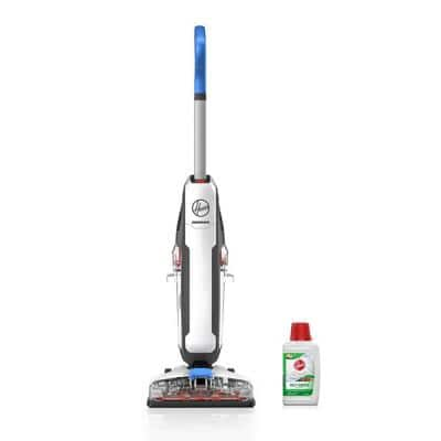 PowerDash Pet Hard Floor Cleaner Machine Scrubber with 32 oz. Renewal Hard Floor Multi-Surface Solution Combo kit
