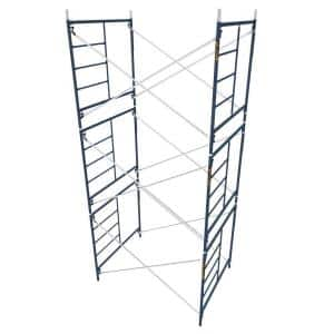 Saferstack 5 ft. x 7 ft. x 5 ft. Mason Scaffold (Set of 3)