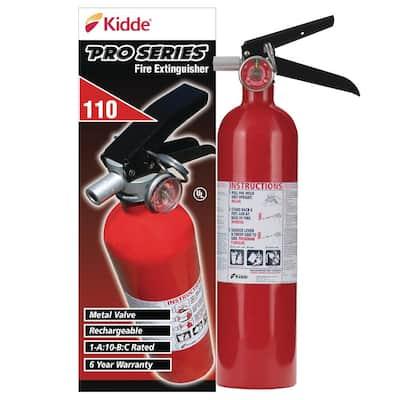 Pro 1-A:10-B:C Fire Extinguisher
