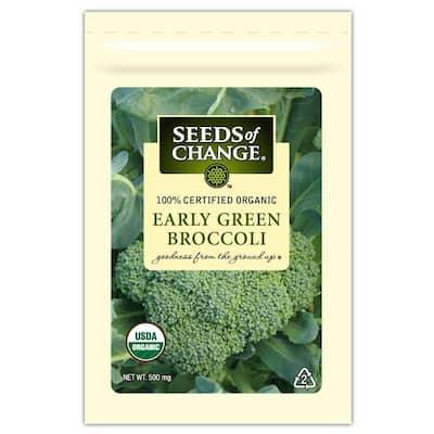 Early Green Broccoli Seed