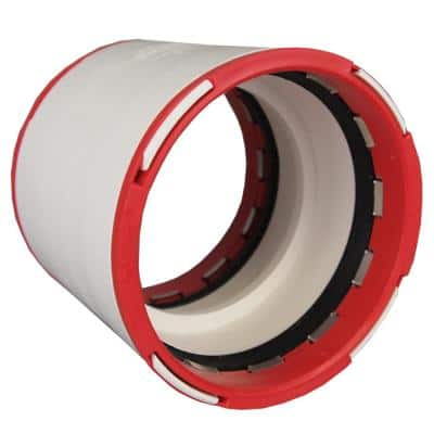 1-1/2 in. ConnecTite PVC DWV Coupling