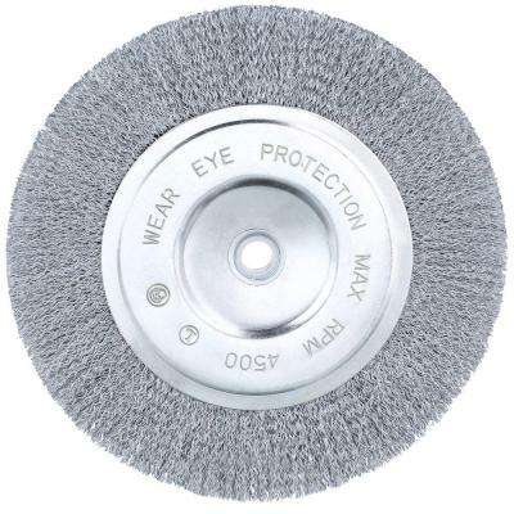 8 in. Wire Wheel Coarse