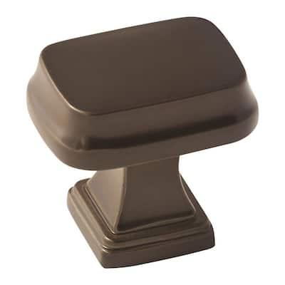 Revitalize 1-1/4 in (32 mm) Length Caramel Bronze Cabinet Knob