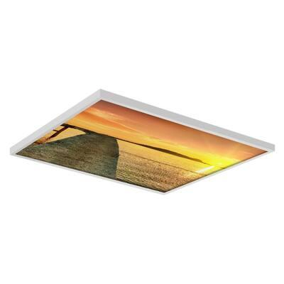2 x 2 Fluorescent Light Filters Beach 001