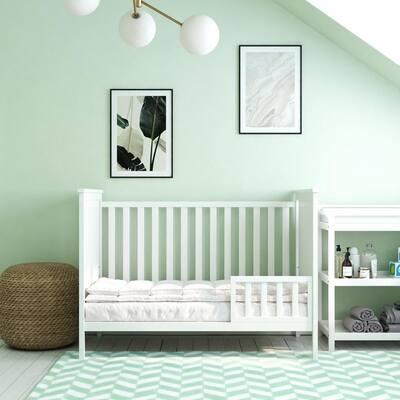 Eloise White Toddler Guardrail