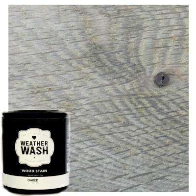 1-qt. Oaked Interior Weatherwash Aging Stain