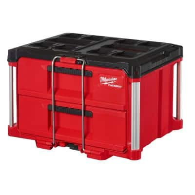 PACKOUT 2-Drawer Tool Box