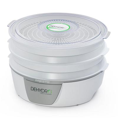 Dehydro 4-Tray White Food Dehydrator