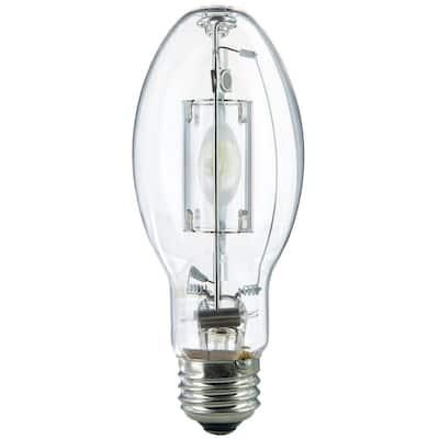 150-Watt ED17 Metal Halide Medium E26 Base Clear HID Light Bulb (1-Pack)
